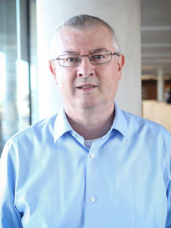 Gerry Murphy PhD and Senior Consultant
